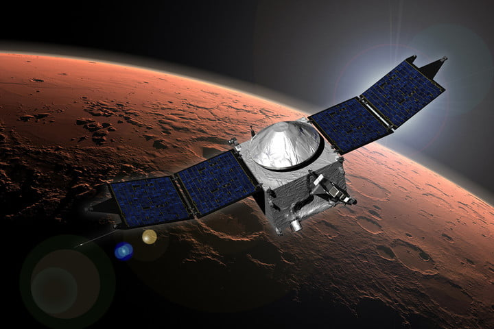 Here's All the Past, Present, and Future Missions to Mars   Digital Trends 8