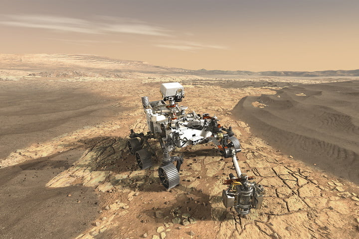 Here's All the Past, Present, and Future Missions to Mars   Digital Trends 12