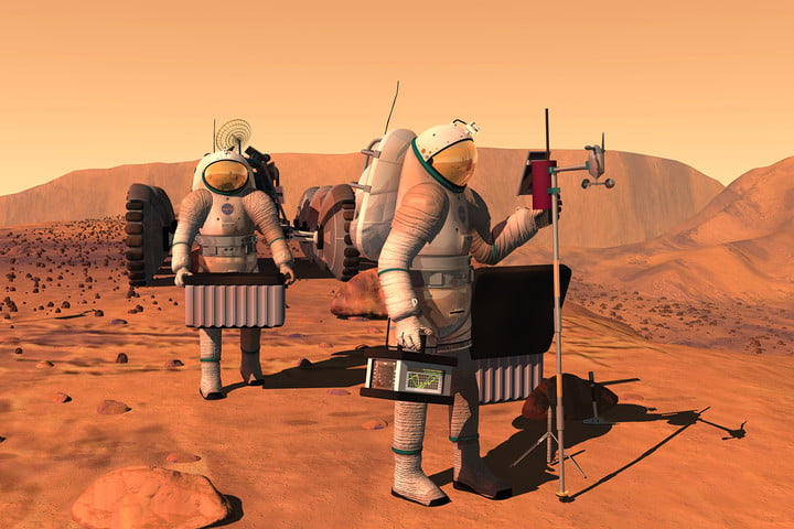 Here's All the Past, Present, and Future Missions to Mars   Digital Trends 1