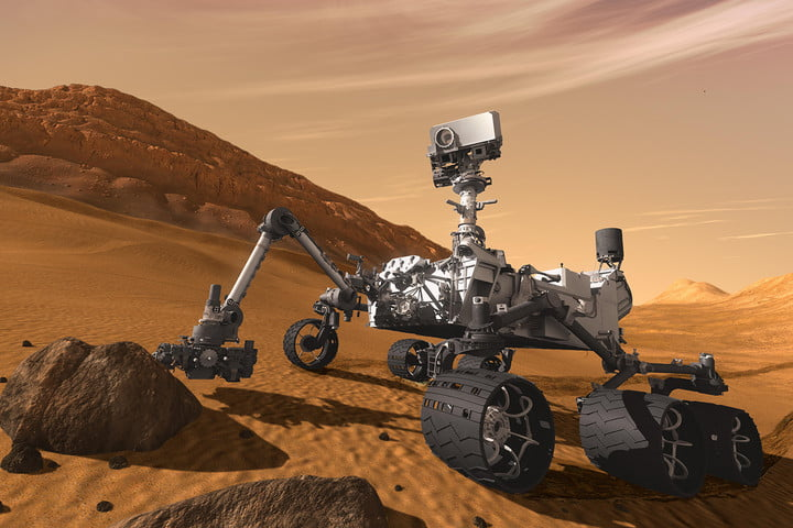 Here's All the Past, Present, and Future Missions to Mars   Digital Trends 6