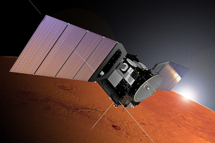 Here's All the Past, Present, and Future Missions to Mars   Digital Trends 3