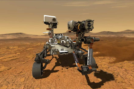 NASA's Mars rover is about to embark on a very special task