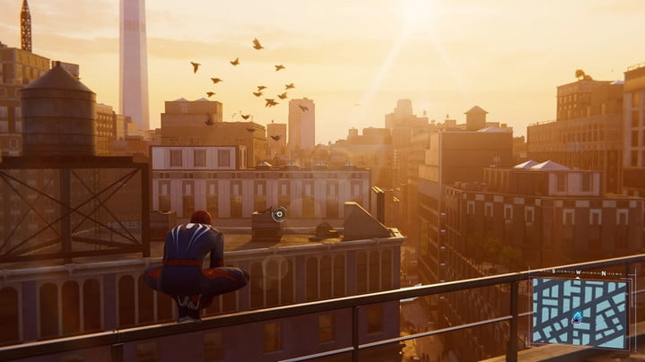marvel's spider-man beginners guide point launch