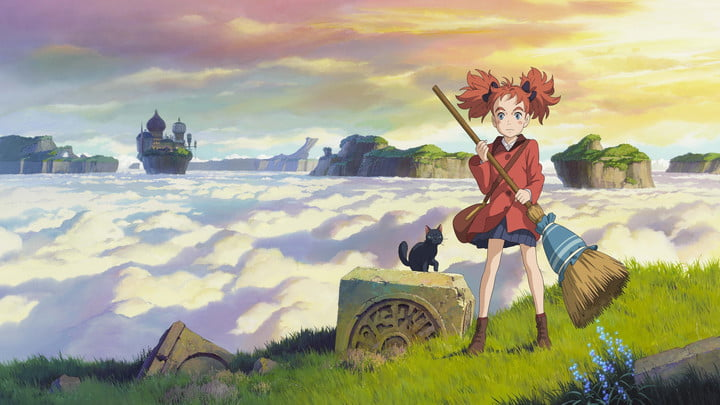Image of Mary and the Witch Flower on Netflix