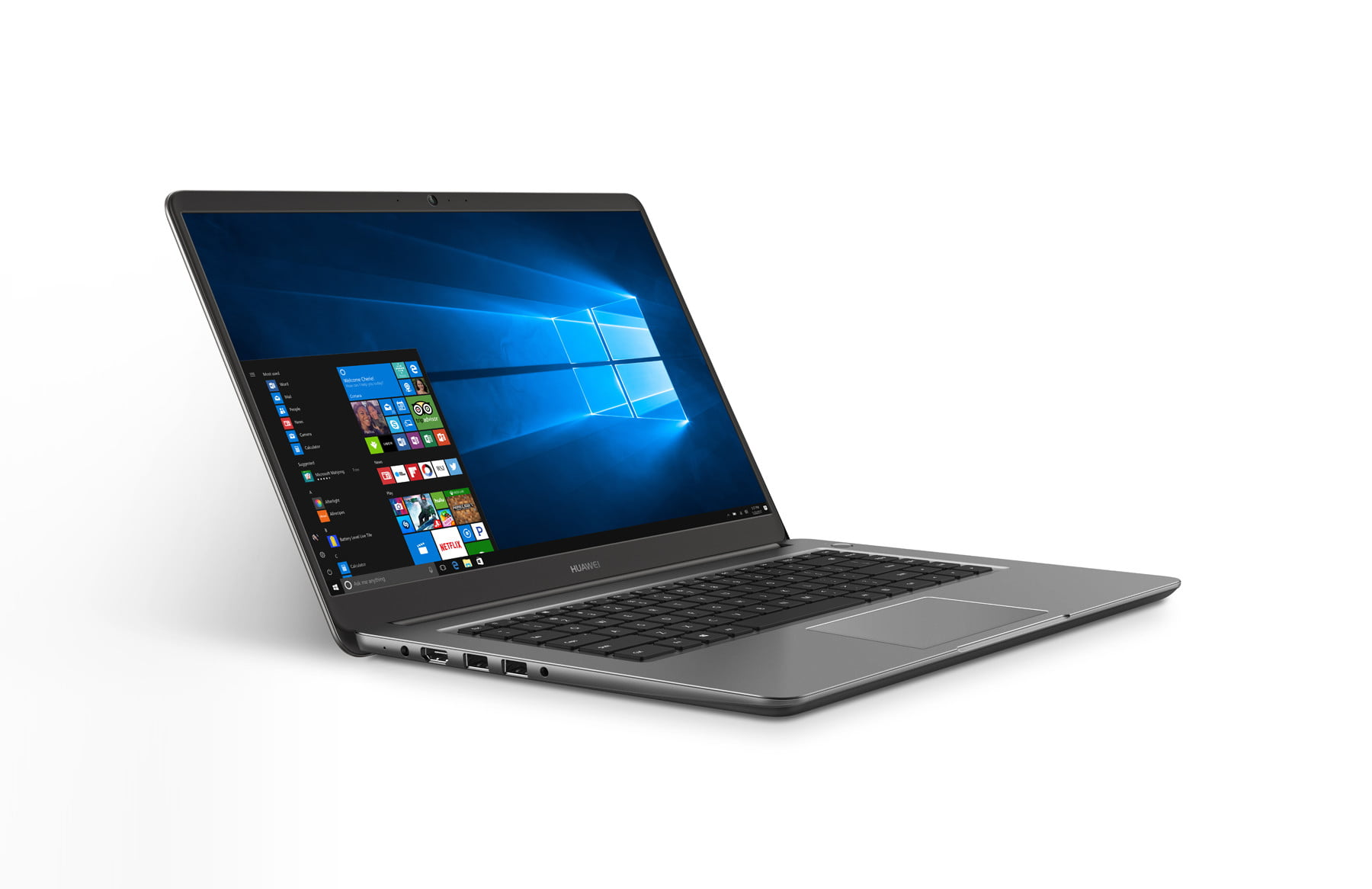 huawei releases pricing availability matebook x d e grey 20170411  5