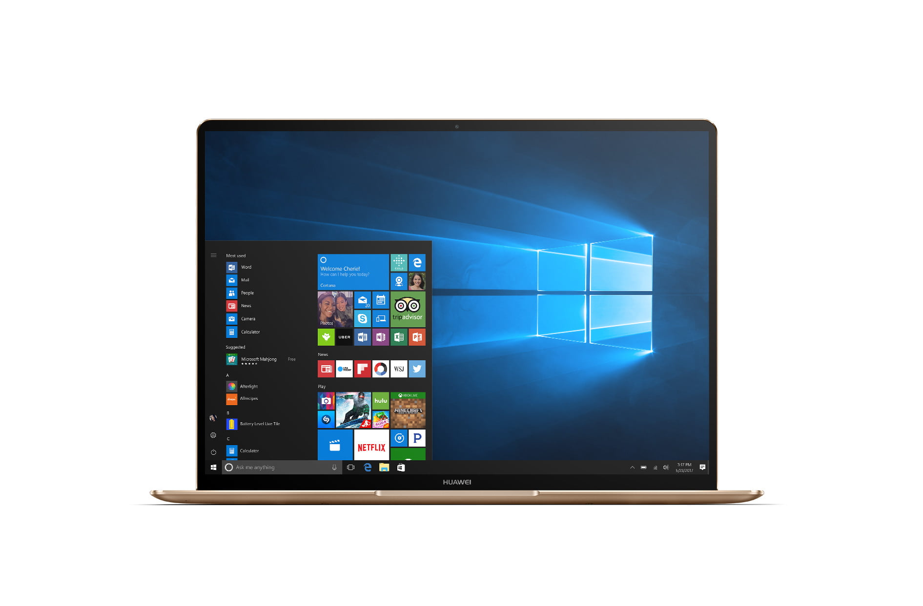 huawei releases pricing availability matebook x d e gold 20170412  9