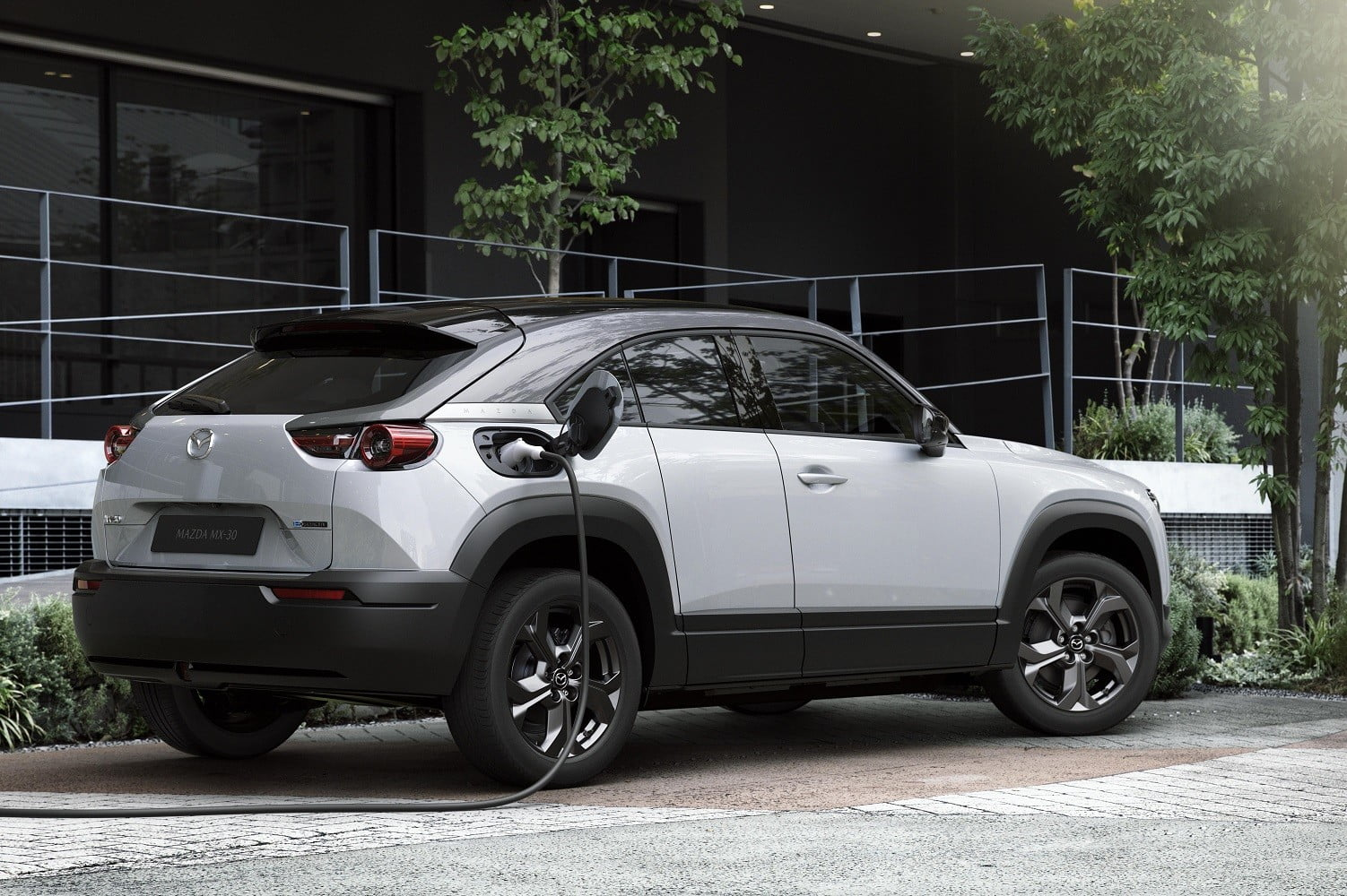 first mazda electric car coming to the 2019 tokyo auto show mx 30 official 17