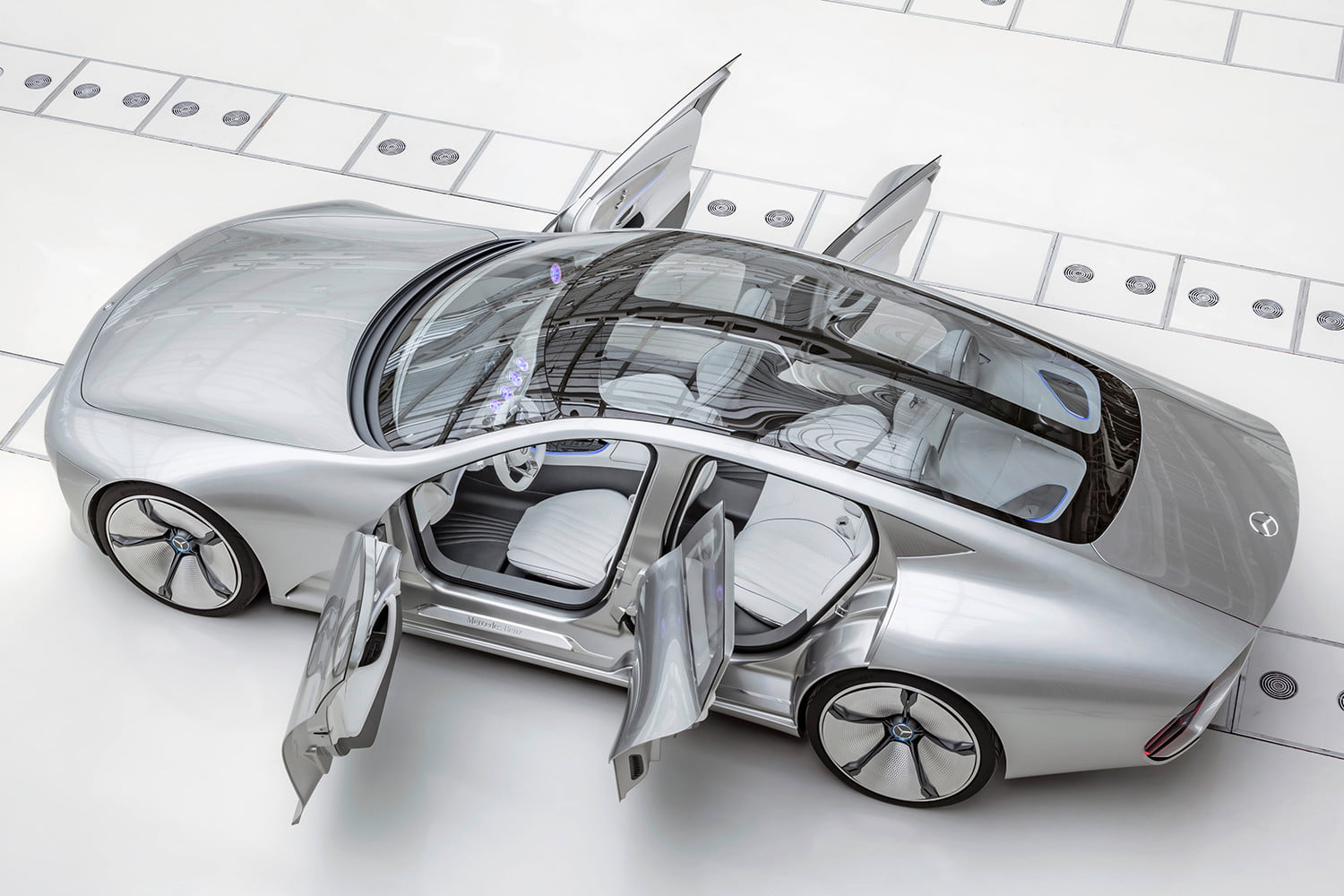 top 5 concept cars of 2015 opinion pictures specs mercedes benz iaa hard 13