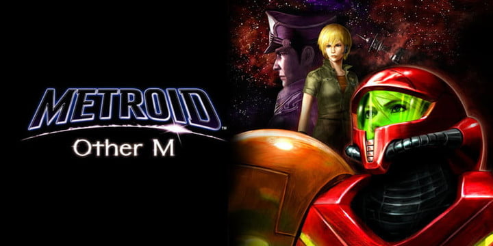 Cover of Metroid: Other M.