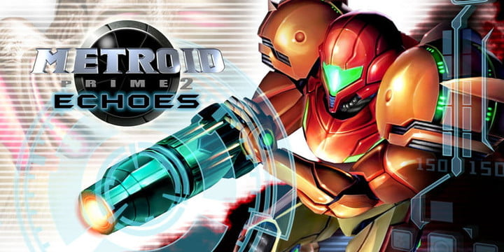 Cover of Metroid Prime 2: Echoes.
