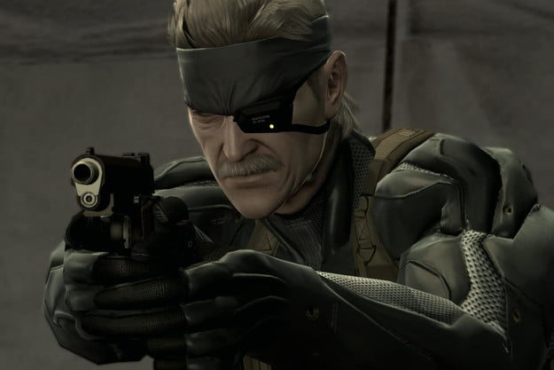 metal gear solid the legacy collection review mgs4 screenshot d1230 04