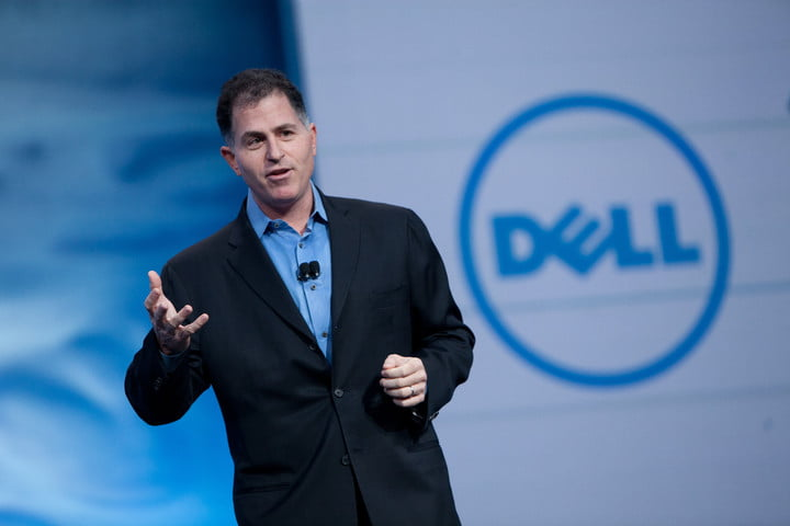 dell emc merger official china michael