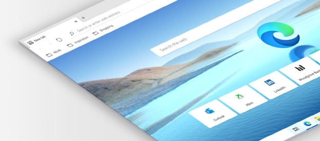 microsoft edge new features for holidays