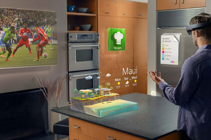 microsoft intel project evo team up on affordable ar headsets