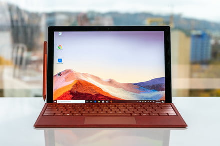 We can't believe how cheap the Microsoft Surface Pro 7 is at Staples