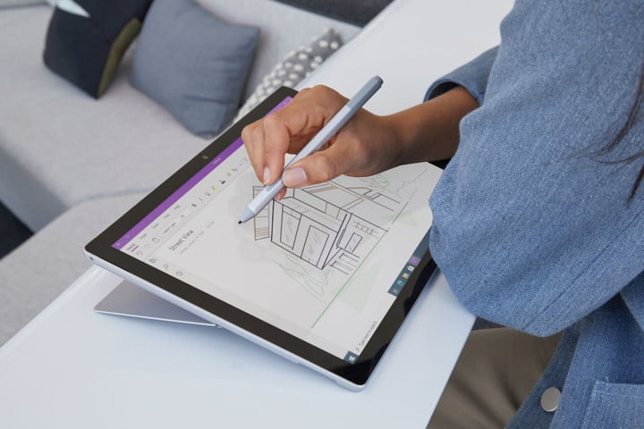 Microsoft Surface Pro 7 on sale at Best Buy