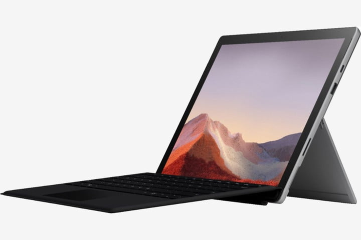 Microsoft Surface Pro 7 with Type Cover Keyboard