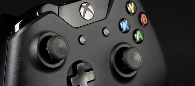 microsoft xbox one review controller angle