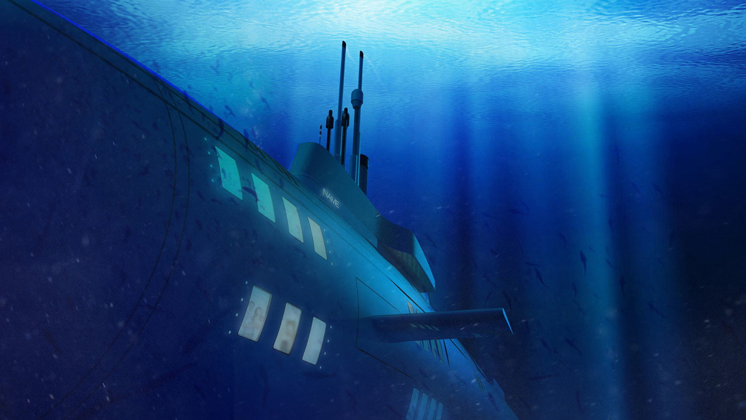 migaloo kokomo ailand is a moveable man made private island submersible superyacht 004
