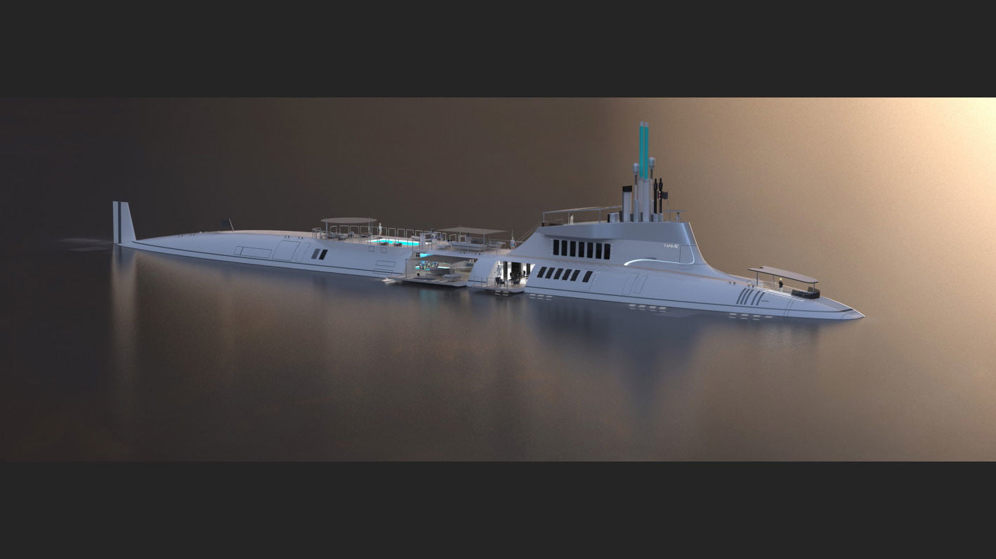 migaloo kokomo ailand is a moveable man made private island submersible superyacht 005