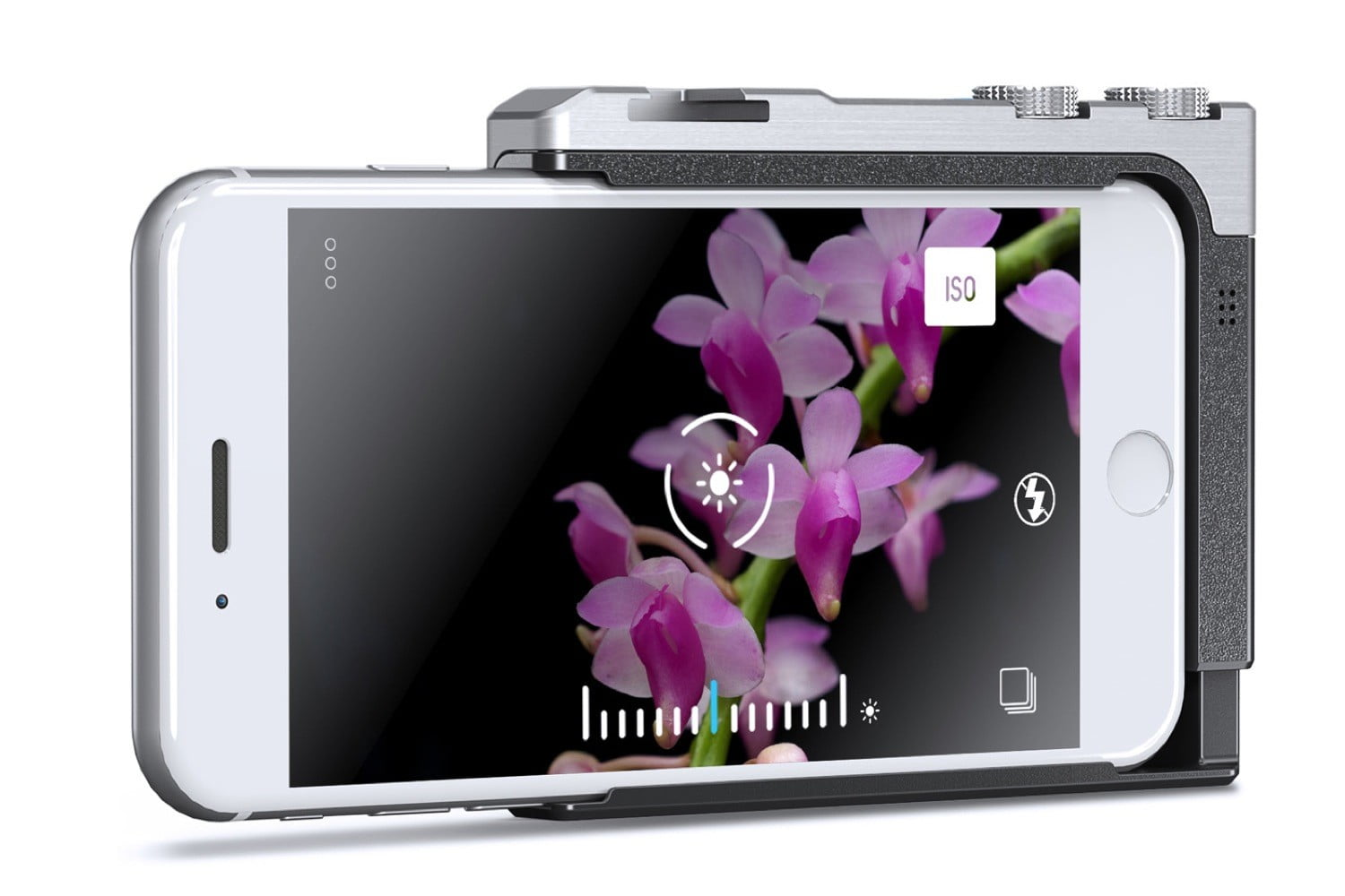 pictar iphone case provides dslr like shooting experience miggo 3