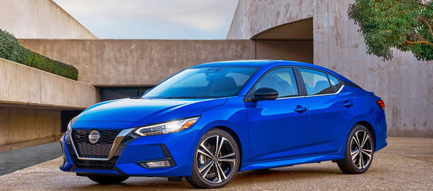 2020 nissan sentra revealed at 2019 los angeles auto show