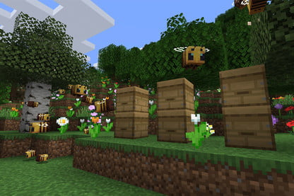 Everything You Need To Know About Minecraft s New Bees Digital