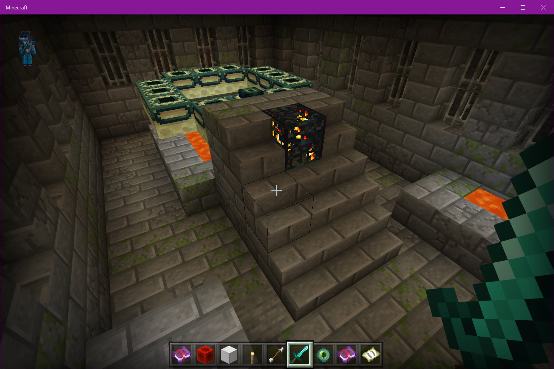 Minecraft Stronghold