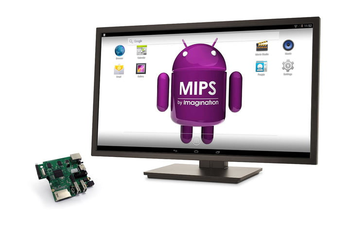 imagination takes piece pi creator ci20 mips c120 screen android left rgb