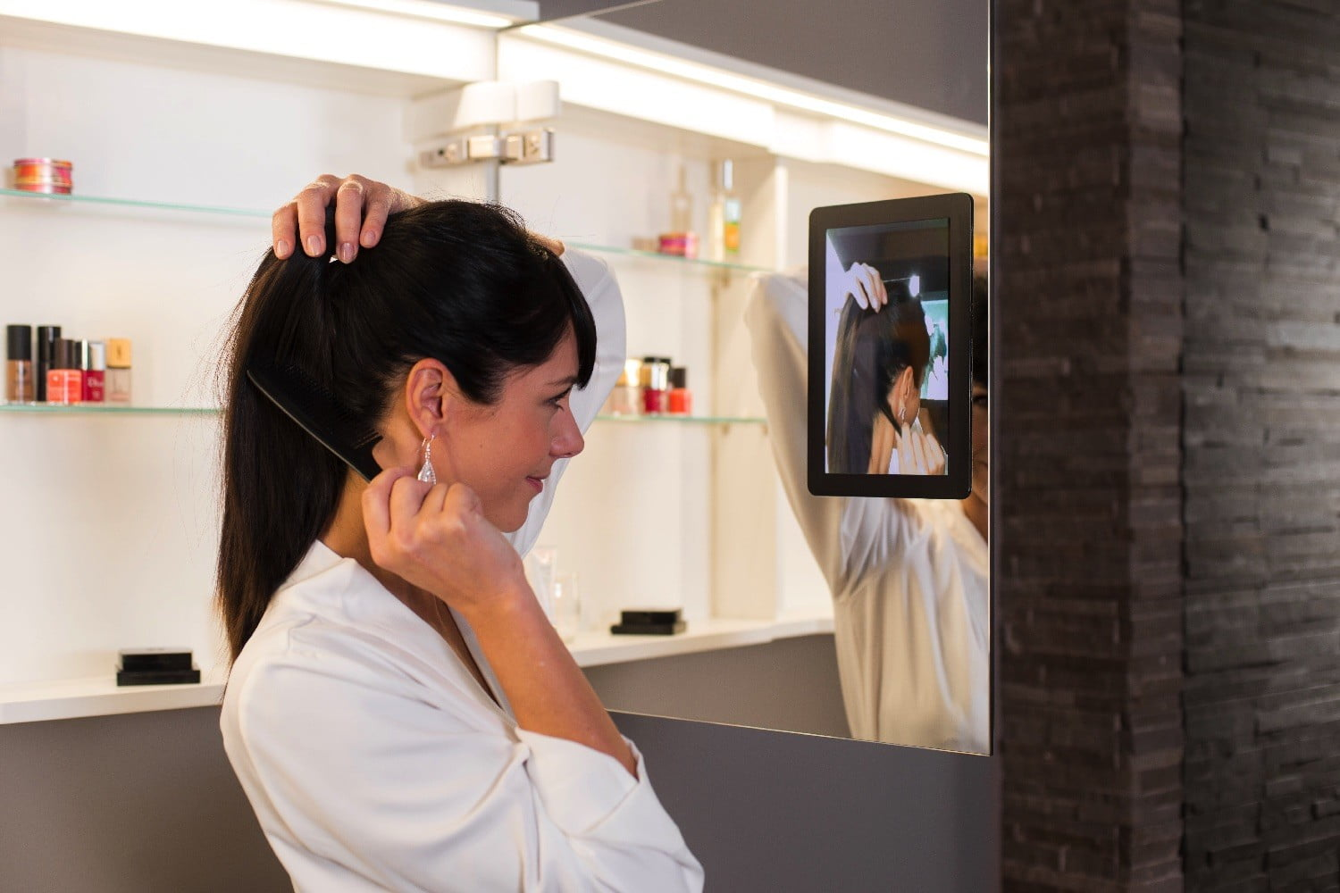 smart mirror front and back mirror5