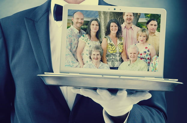 Miss Netiquette's guide to dealing with your family on social media