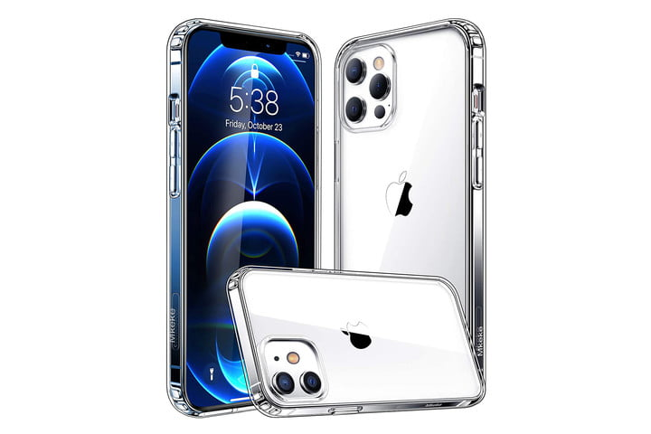 Mkeke Clear Case for iPhone 12/12 Pro
