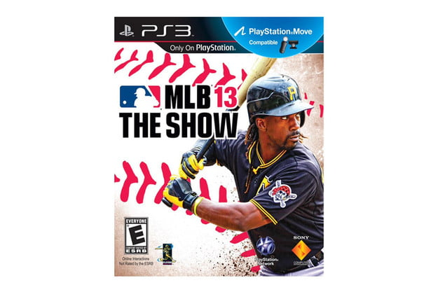 mlb 13 the show review cover art