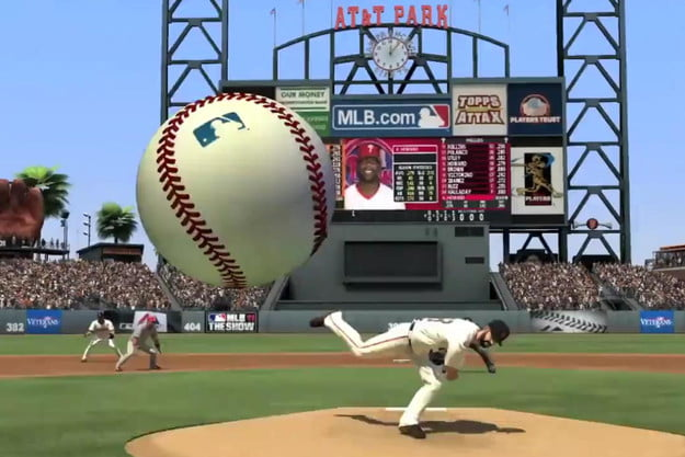 mlb 11 the show review gameplay screenshot