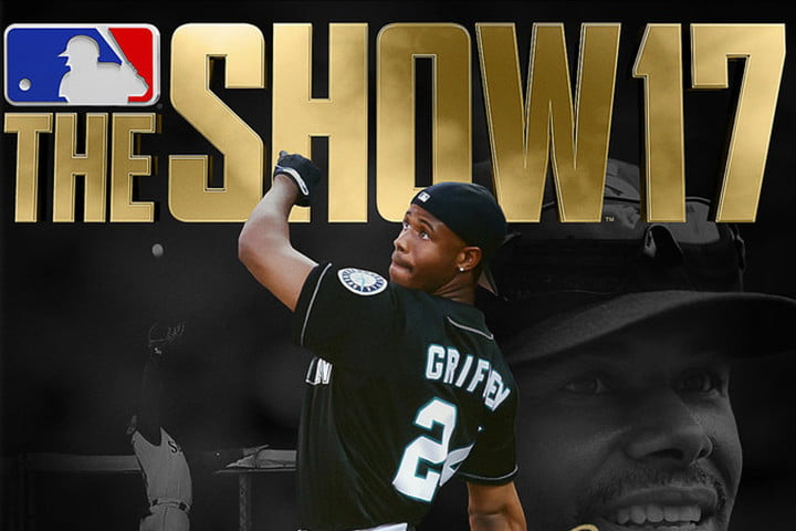 ken griffey jr will be the cover athlete for mlb show 17
