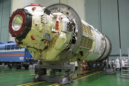 How to watch Russia launch a new module for the ISS this week