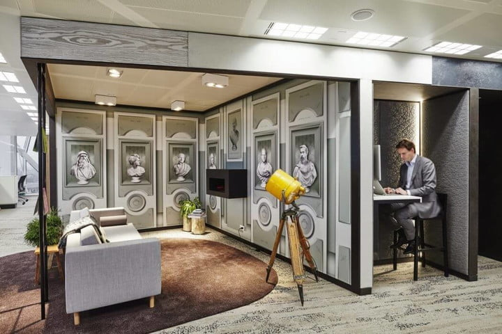 modern office function relaxation amsterdam workspace 2