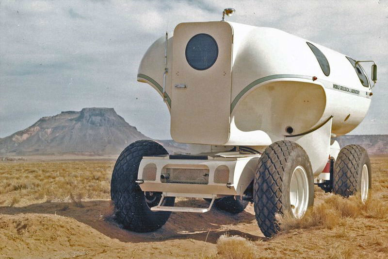 strangest space missions, weirdest space missions, moon rover nasa space vehicle