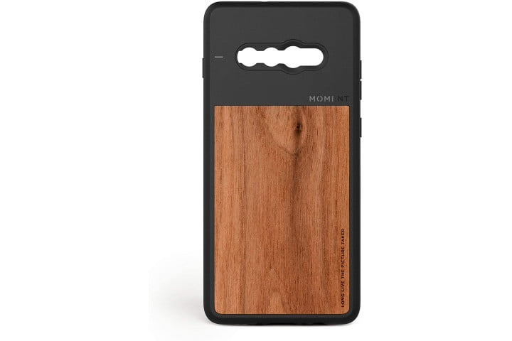 Moment Photo Case for Samsung Galaxy S10 Plus in Walnut