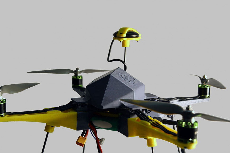 awesome tech you cant buy yet robo sub 3d printed drone laser engraver mosquito  modular customizable