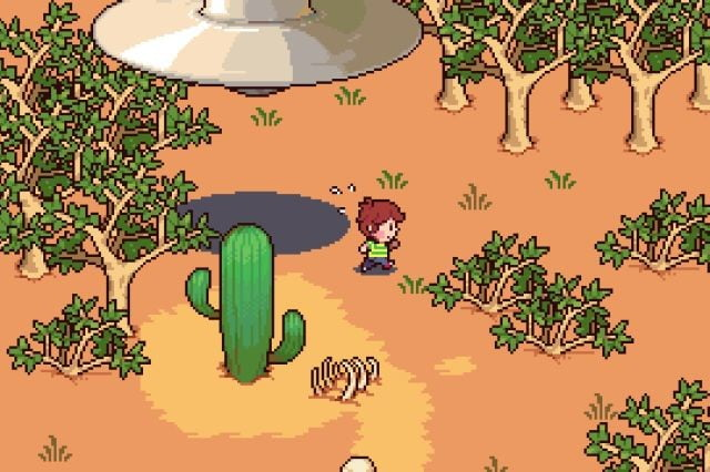mother 4 fan made sequel renamed mother4