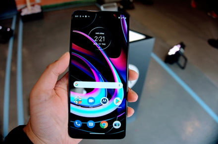 Motorola Edge Hands-on review: A midrange phone with flagship aspirations