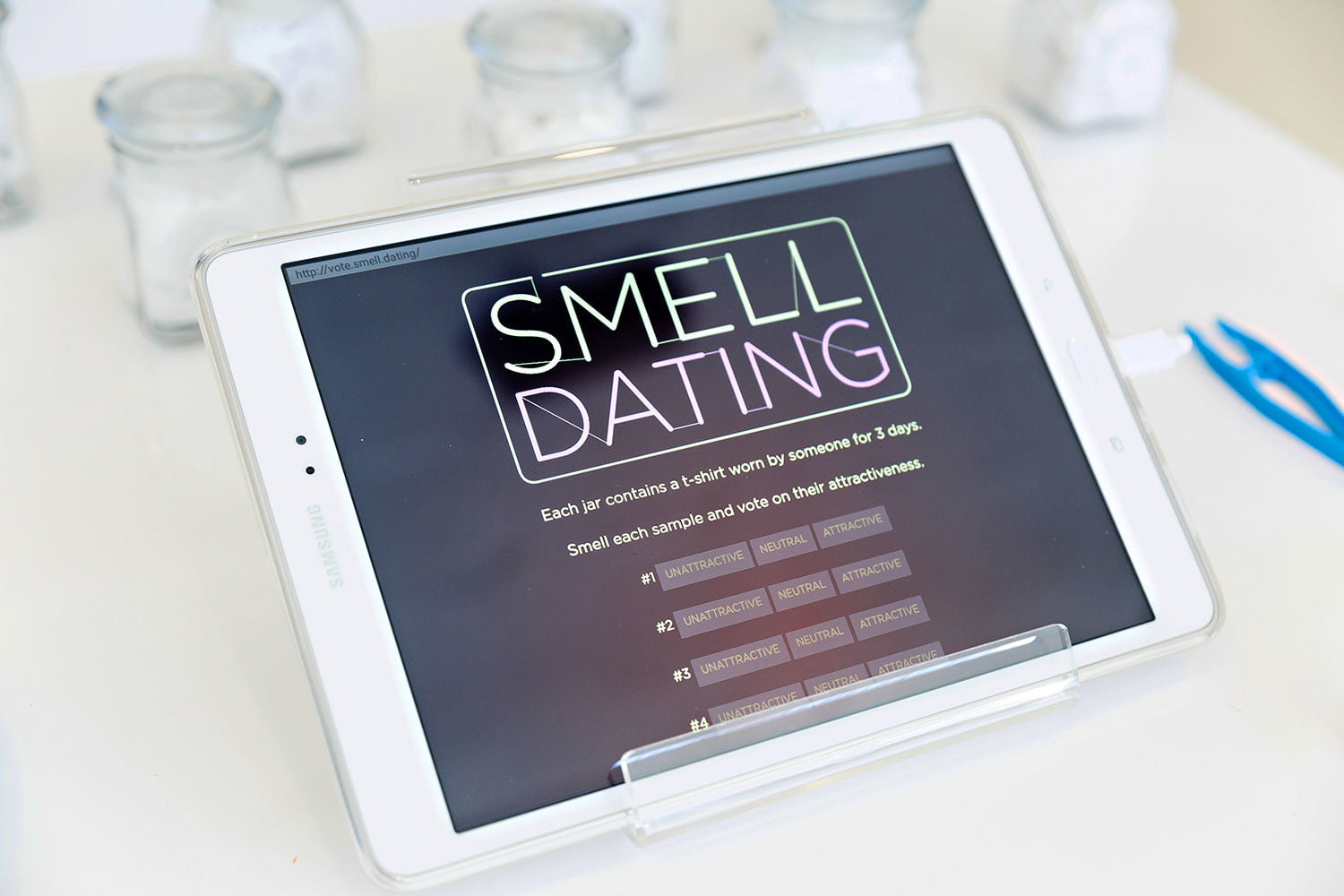 mozilla glass room project smell dating