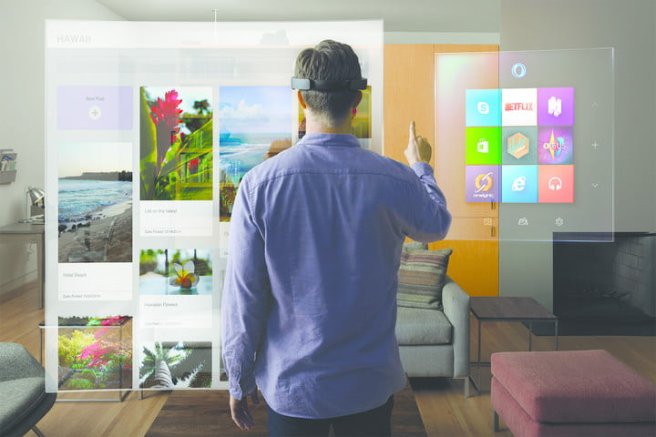 asus has big plans for augmented reality in 2016 mshololens mixedworld livingroom longbrowser cmyk
