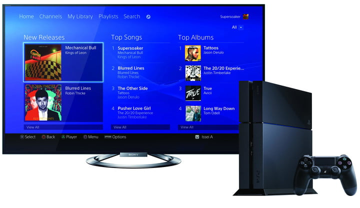 sony brings discoutned music unlimited subscription cards gamestop mu bravia ps4flow euen