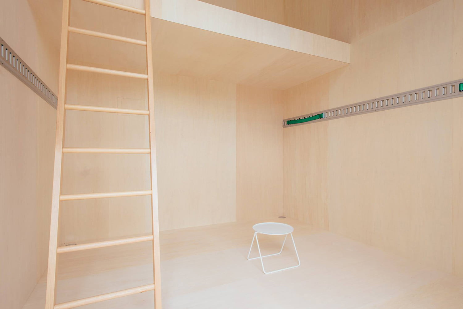 the muji hut is a micro home made for japan of aluminum 01