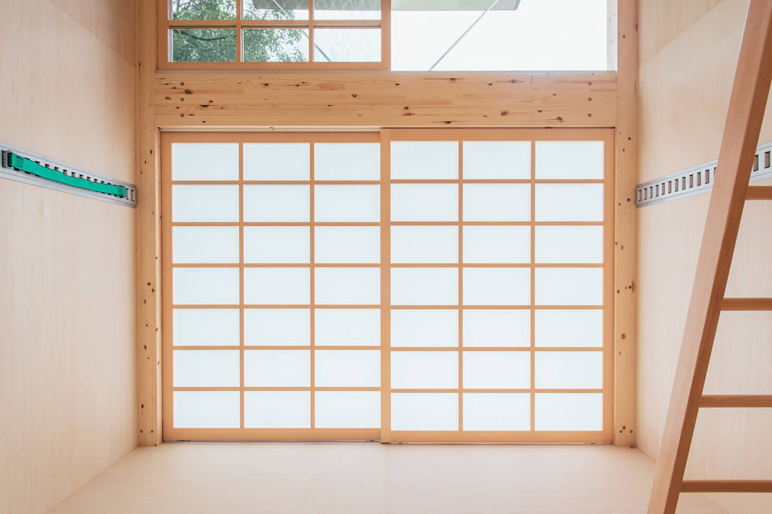 the muji hut is a micro home made for japan of aluminum 03