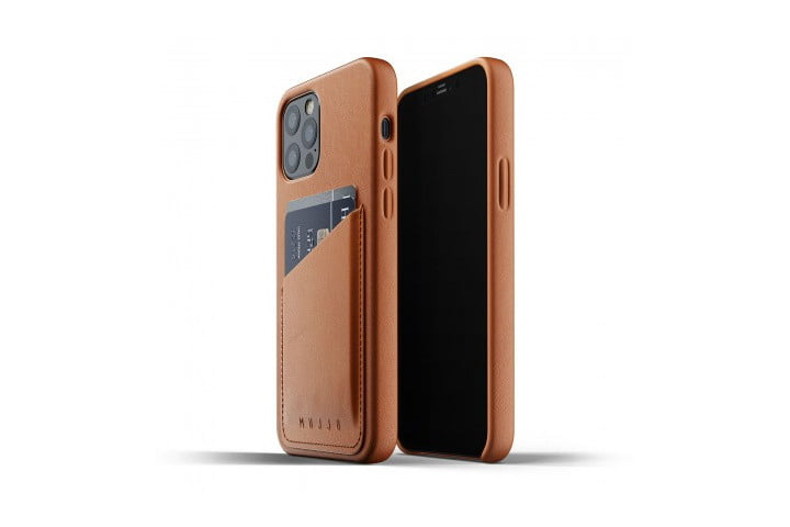 mujjo best iphone 12 pro leather cases