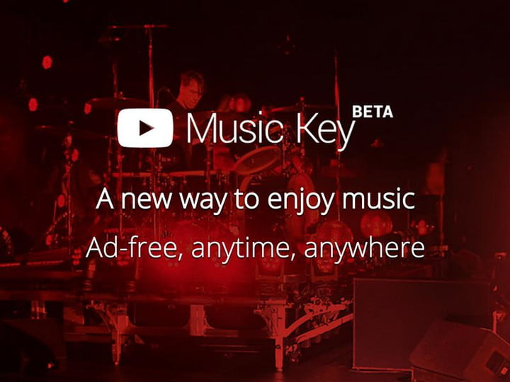 google play music subscribers will get youtube key free