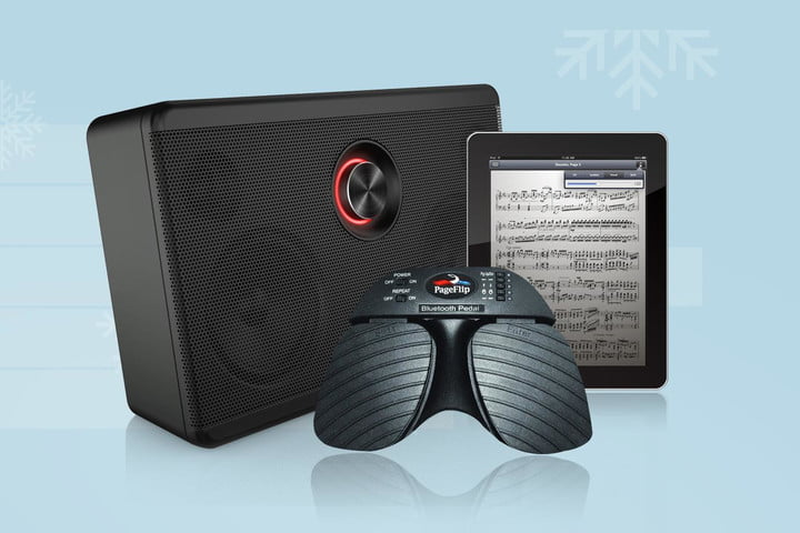 tech gifts musicians holiday guide header